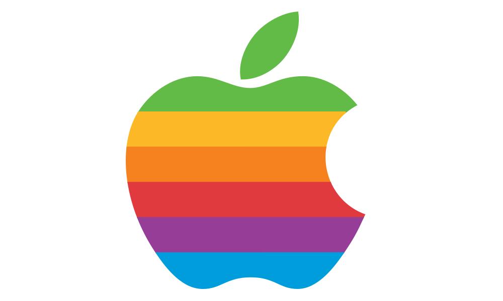 アップルのロゴに隠された黄金比