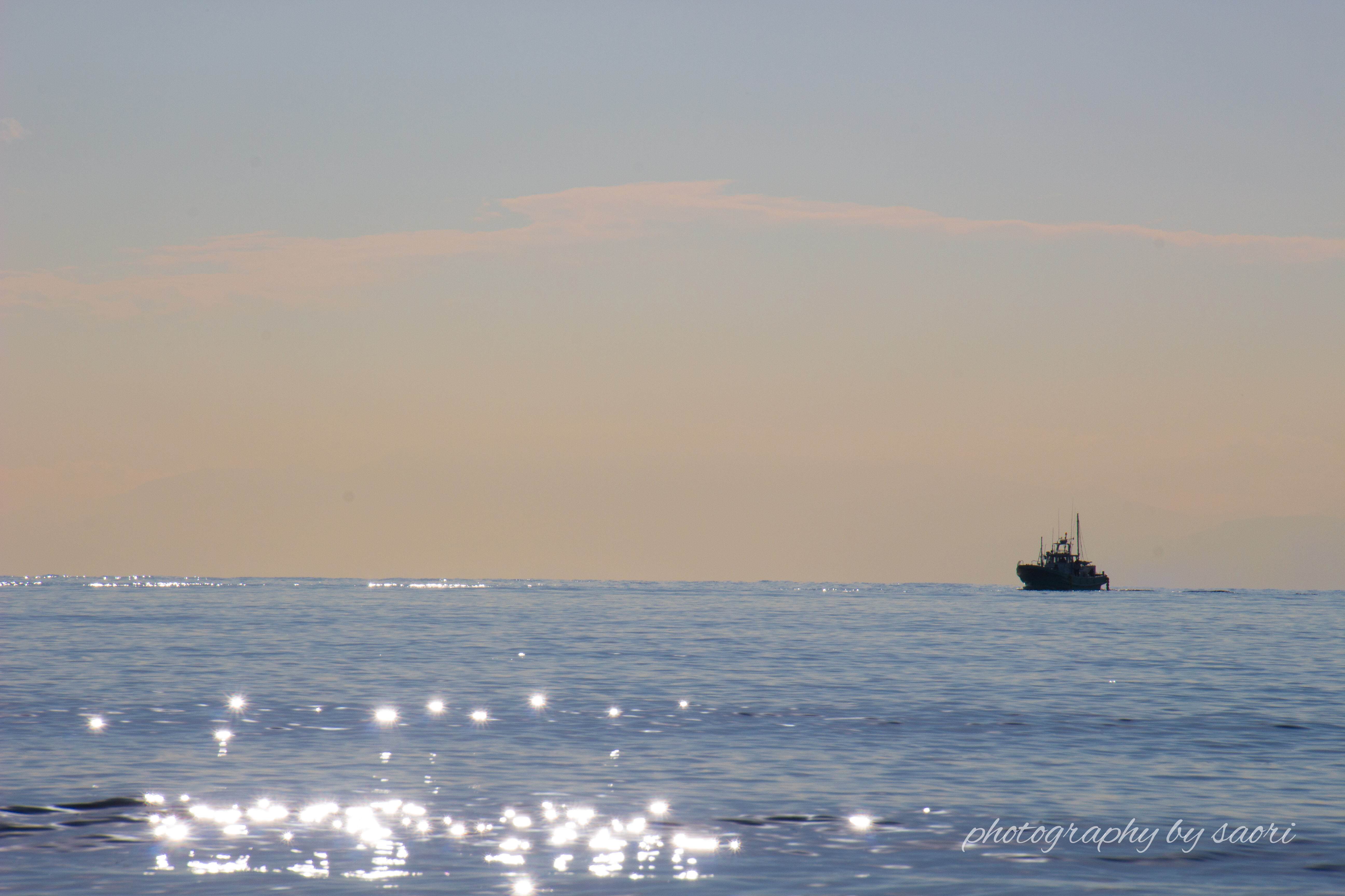 光をつかまえる〜江ノ島にて