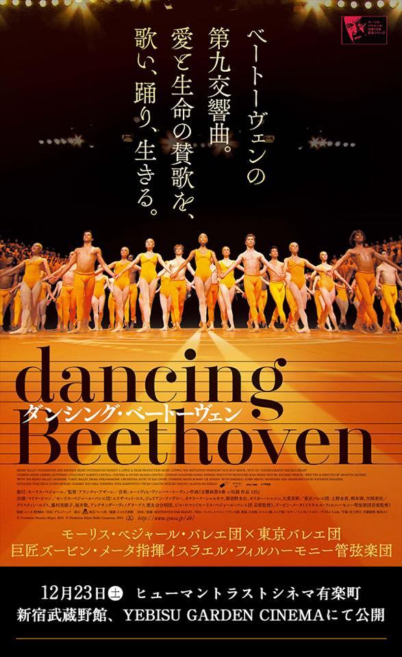 Beethoven par Bejart