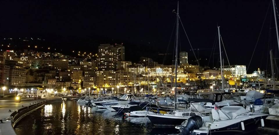 Monaco上陸