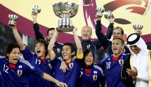 アジアカップ決勝点