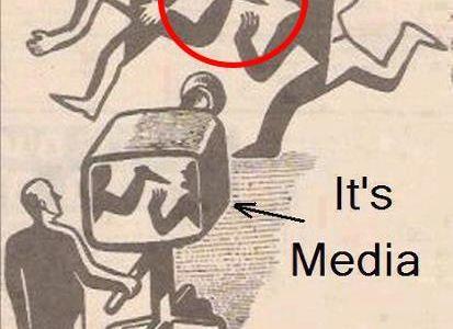 メディアは新しいファシズム