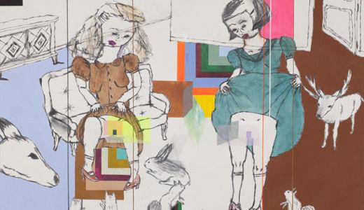 リの伝説のアトリエ「59 RIVOLI」が生んだアーティスト、Etsutsu
