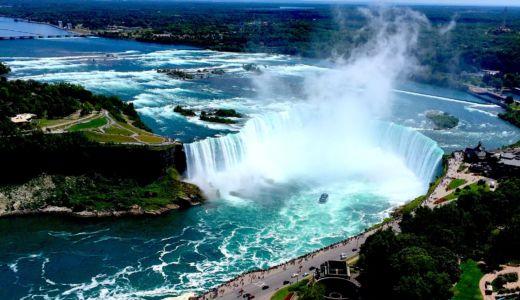 ナイアガラの滝ってこんな近くにあったの!?
