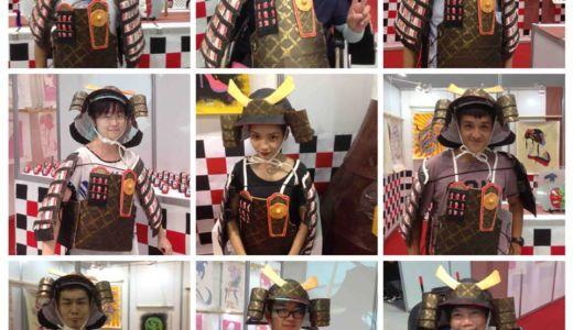 SMR48に引き続きSAMURAI@TAIPEI