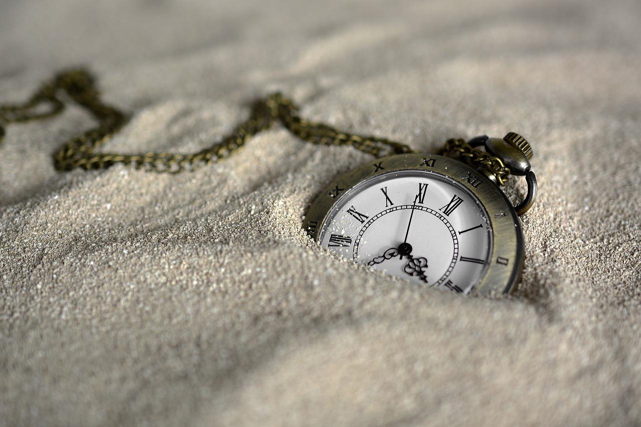 3分間の物語vol.76「時間(とき)を止めても」