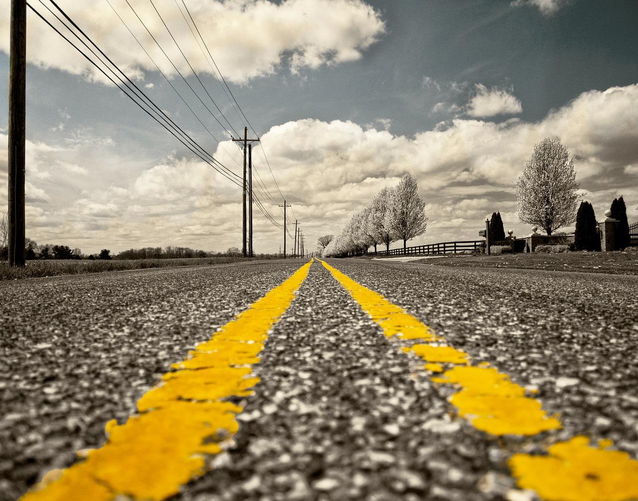 3分間の物語vol.294「この道の向こう」