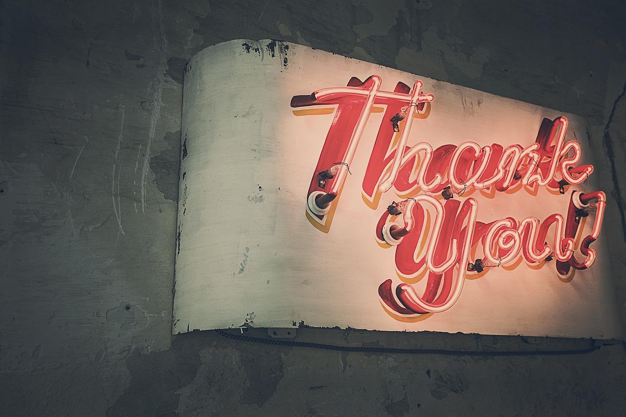 3分間の物語vol.367「THANK YOU」