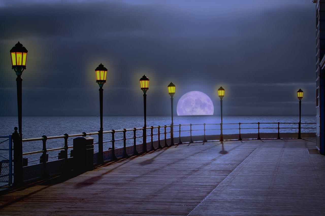 3分間の物語vol.377「月光」