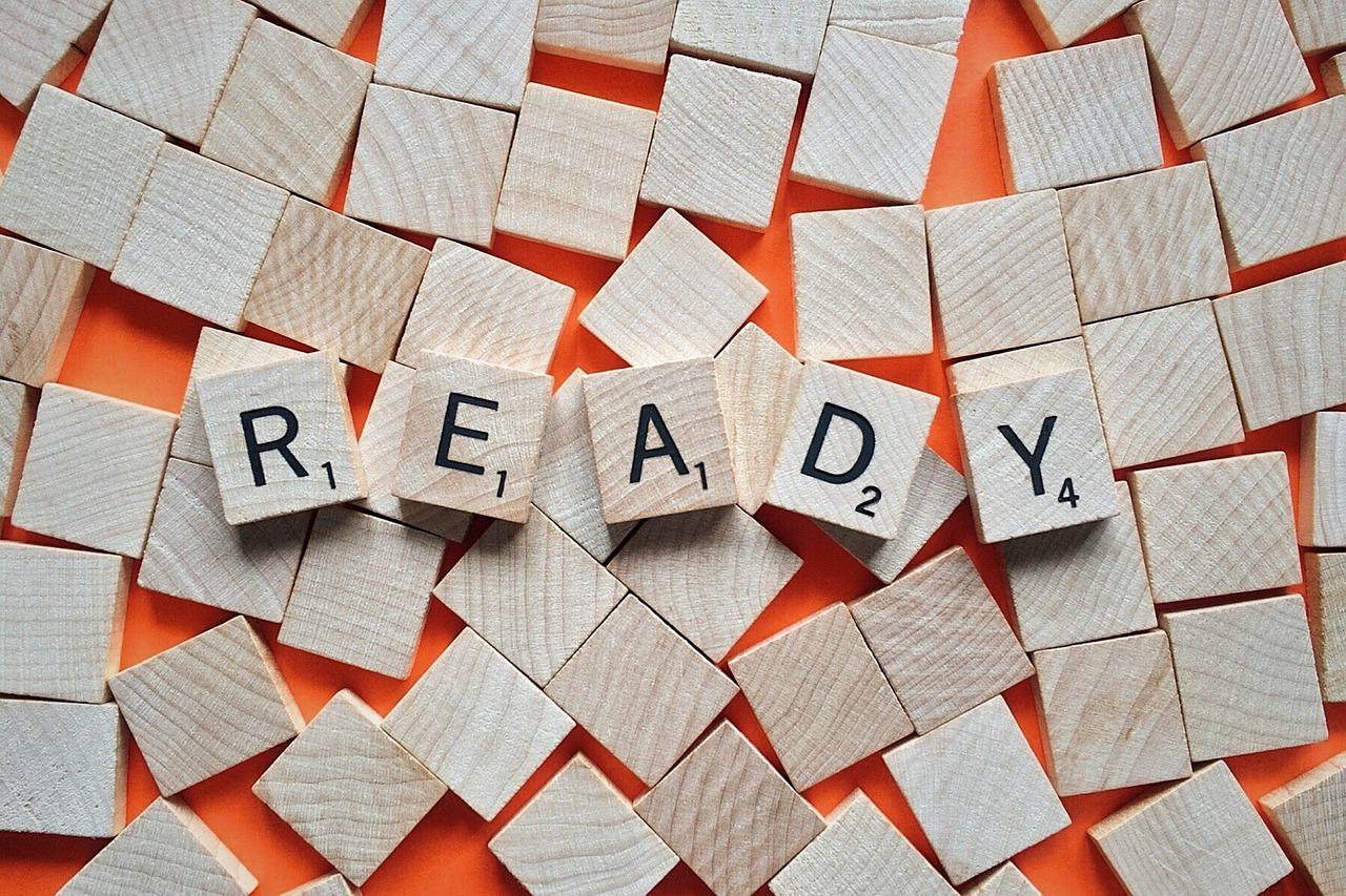 3分間の物語vol.399「Are You Ready?」