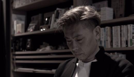 作品としての経営者撮影vol.1『川原悠伍さま』