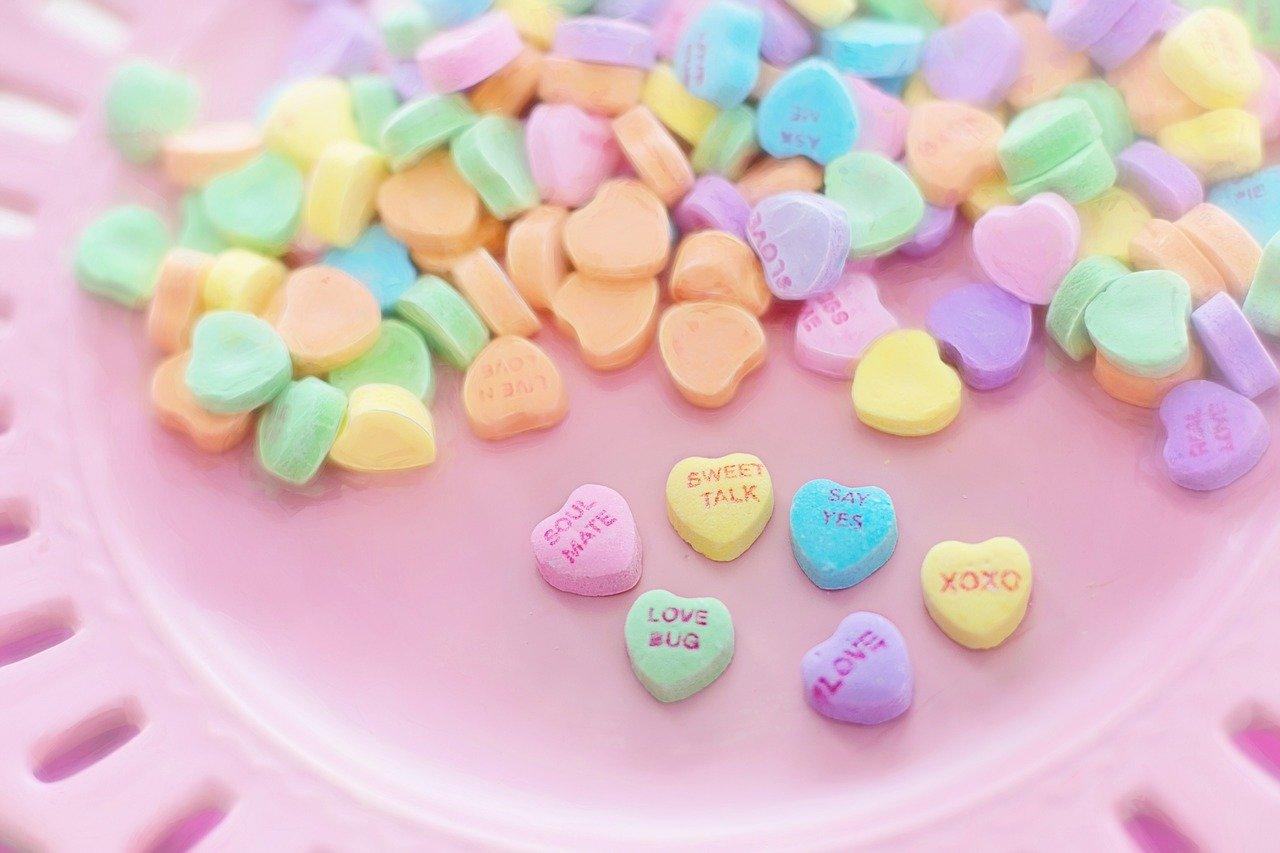 3分間の物語vol.450「Candy Jelly Love」