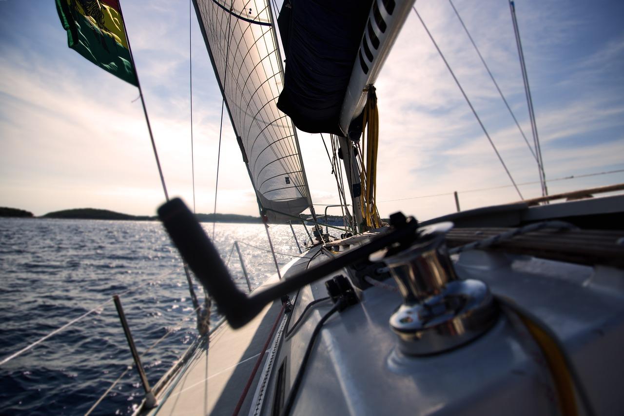 3分間の物語vol.458「Sailing」