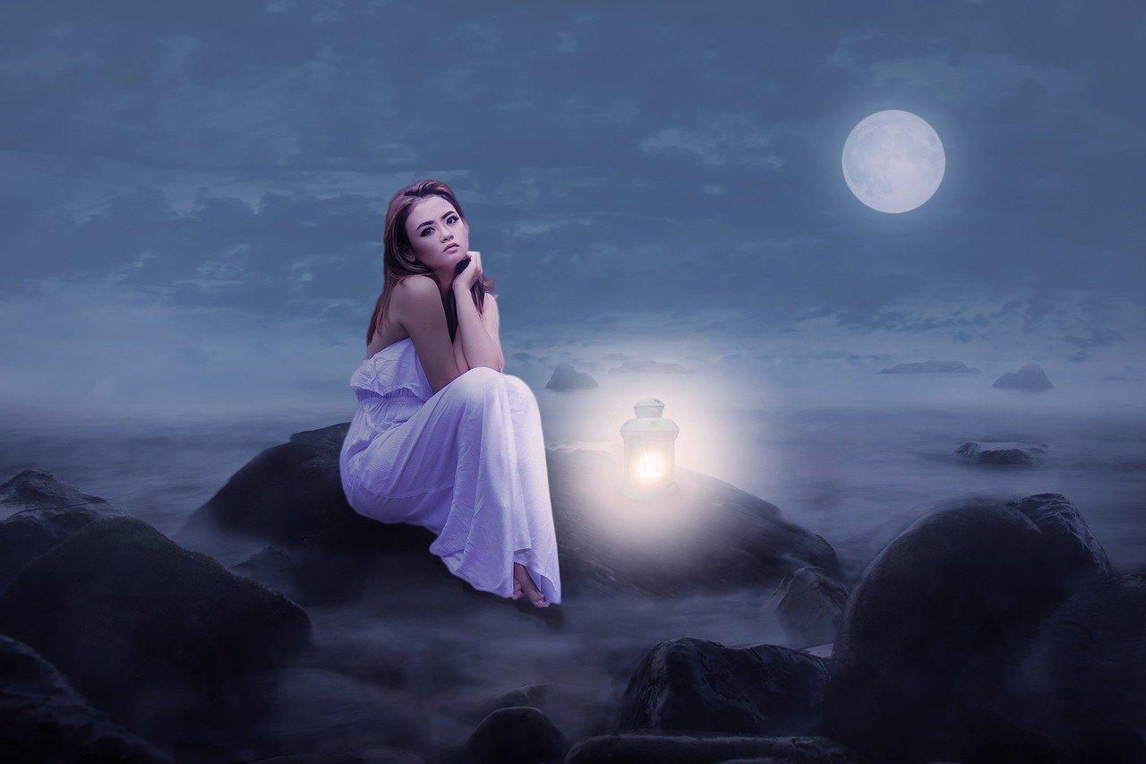 3分間の物語vol.488「Moon Light」
