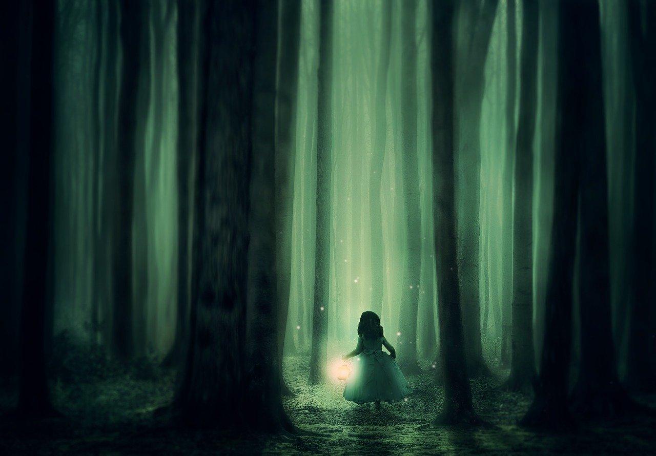 3分間の物語vol.598「DarkForest」